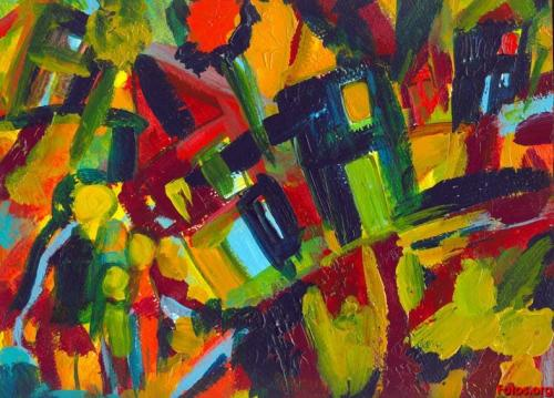 Kandinsky inspires creativity for innovative business strategies and team building