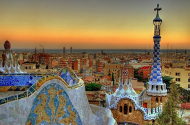 Park Guell Inspires Business with its attention to detail, reminding us of the power of the individual and team
